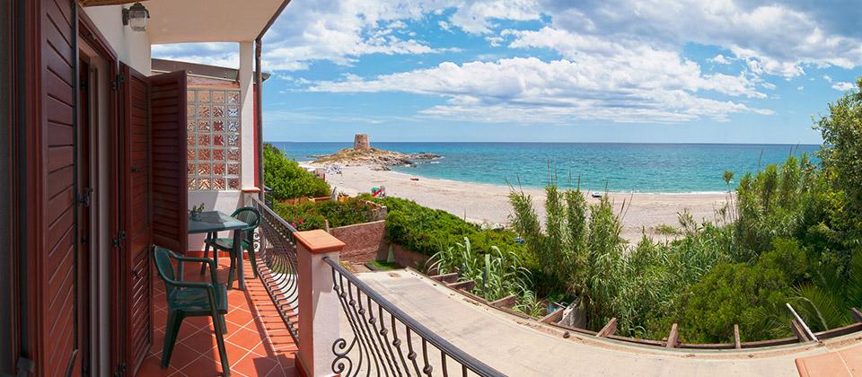 Villa Giulia 2 Appartamenti Fronte Mare: Residence Sardegna Direttamente